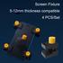 ToolPlus iClamp 2nd Universal Adjustable Fastening Clamp 4pcs/set