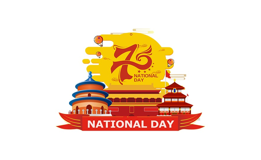 2019 China National Holiday Notice