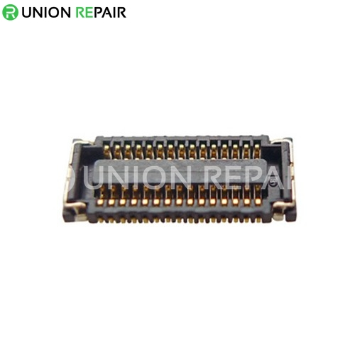 CDMA /& GSM Connector for Apple iPhone 6 Plus On Board with Glue Card Battery FPC