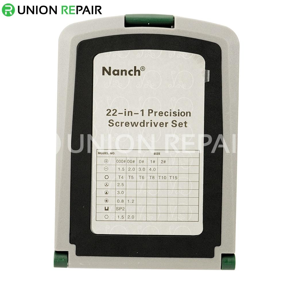 22 In 1 Precision Screwdriver Set for Apple #Nanch