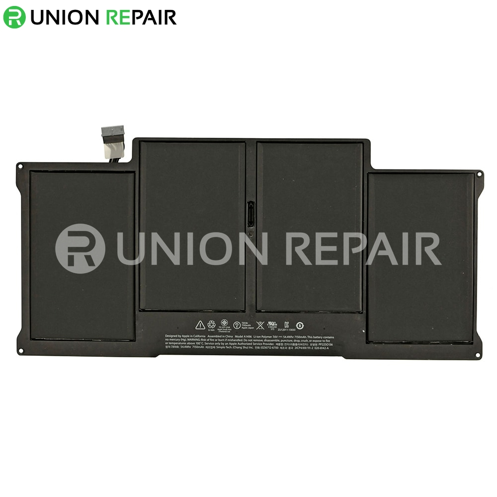 """Battery A1496 for MacBook Air 13"""" A1466 (Mid 2013-Early 2015)"""