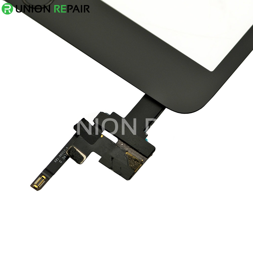 Replacement for iPad Mini 3 Digitizer Assembly Black