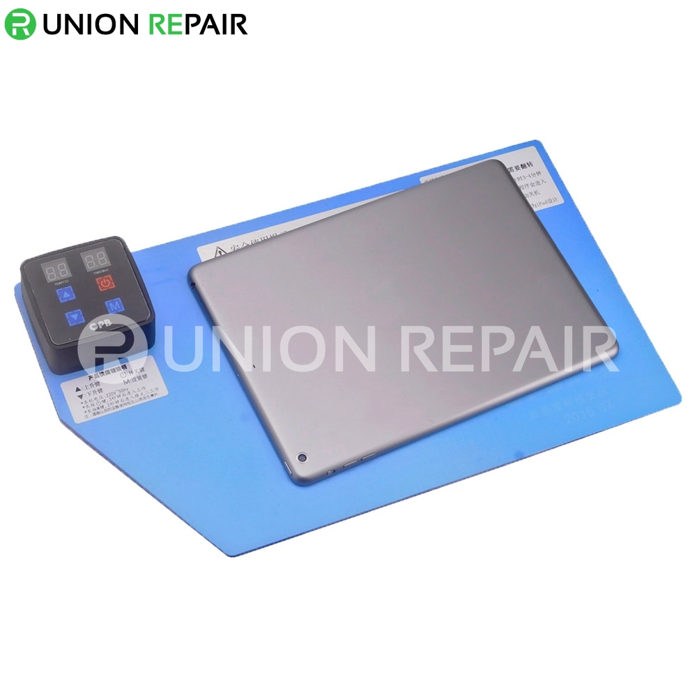 New Version iPad Screen Heating Station 220V