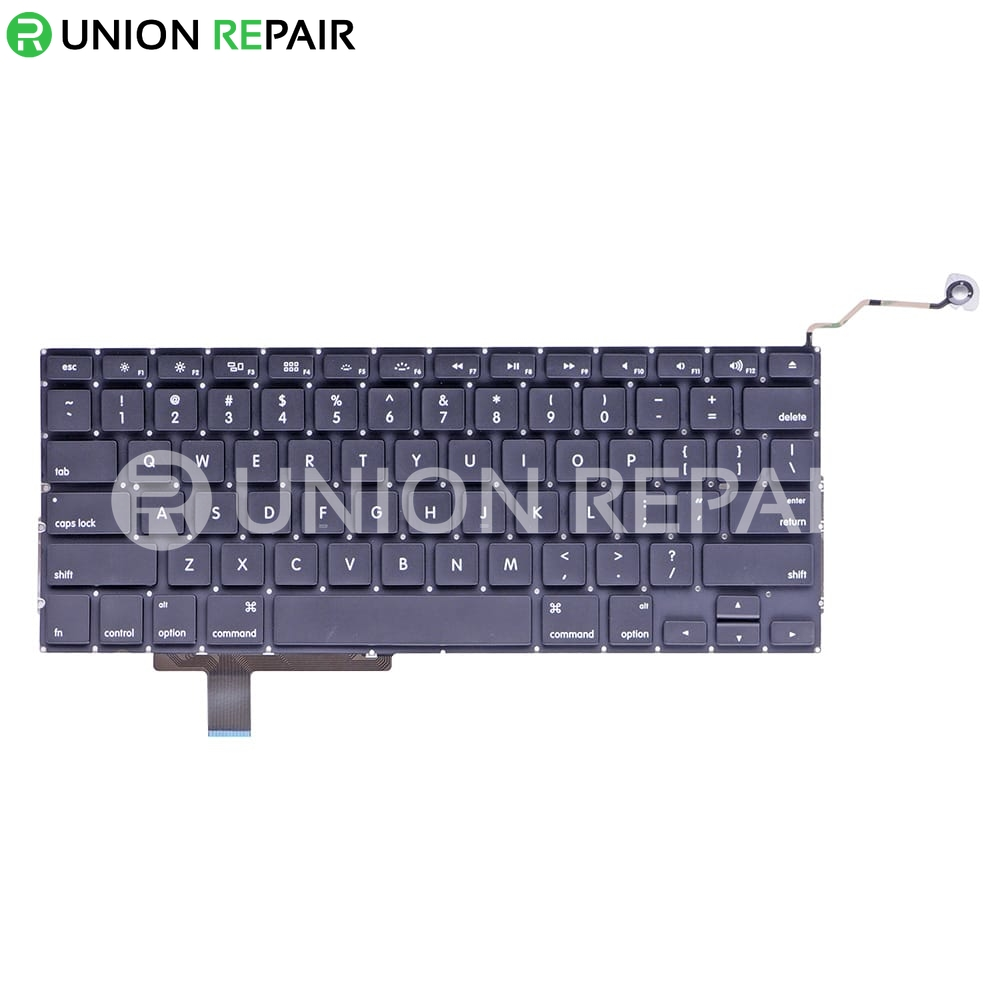 "MacBook Pro 17/"" A1297 Early 2009,Mid 2010 Late 2011 US KEYBOARD BACKLIGHT"