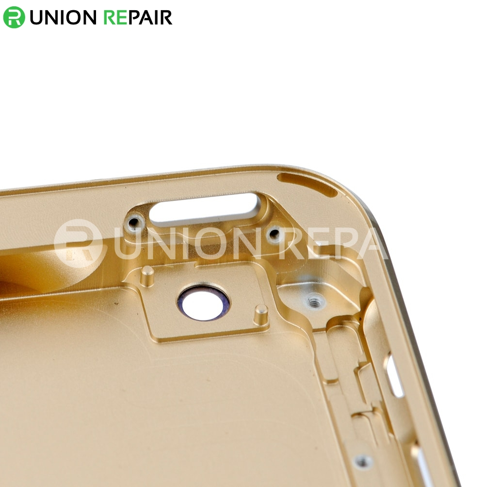 Replacement for iPad mini 3 Gold Back Cover - WiFi Version