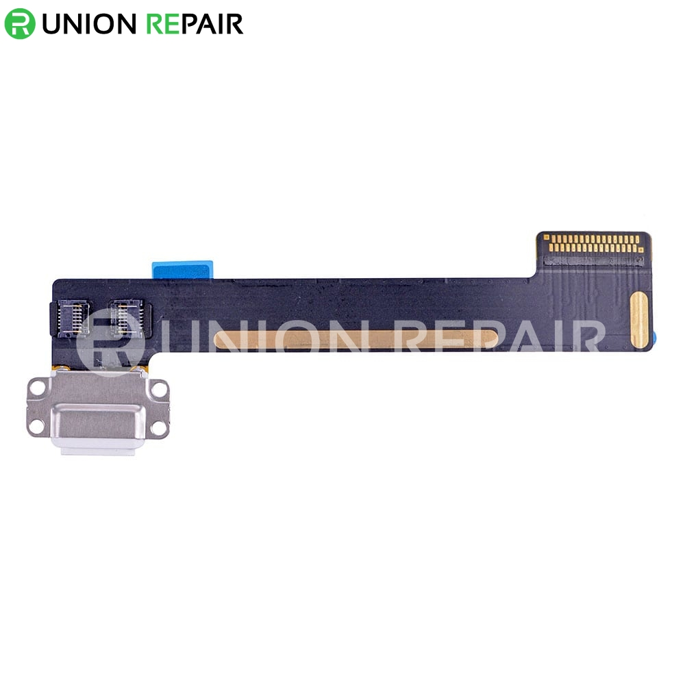 "Flex Cable Charge Port for Apple iPad Pro 10.5/"" White Replacement Part Repair"