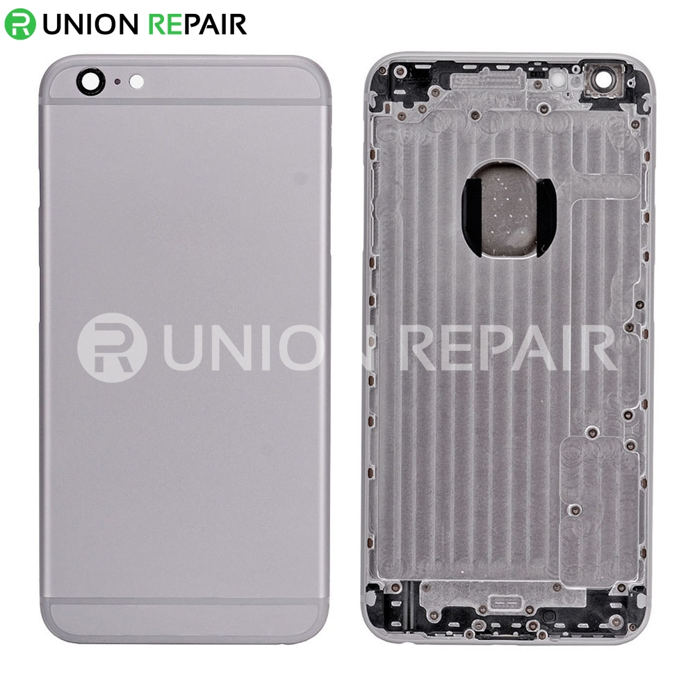 Replacement for iPhone 6 Plus Back Cover Gray