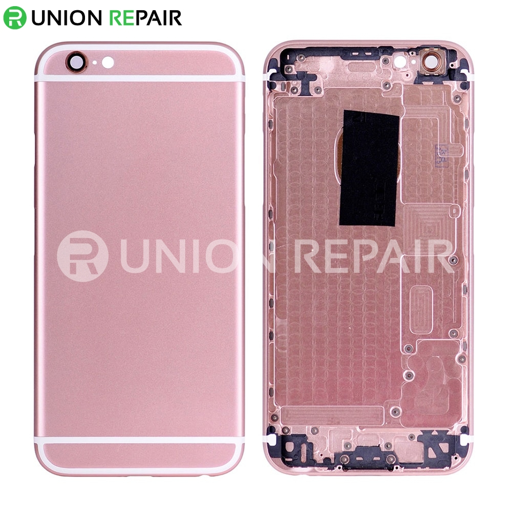 Replacement for iPhone 6S Back Cover - Rose