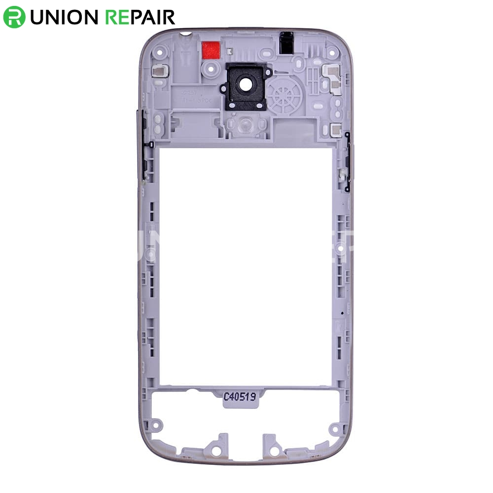 replacement for samsung galaxy s4 mini i9195 rear housing. Black Bedroom Furniture Sets. Home Design Ideas
