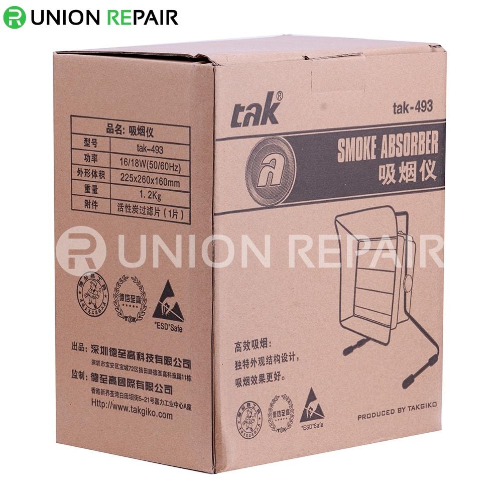 Soldering Smoke Absorber #Takgiko TGK-493