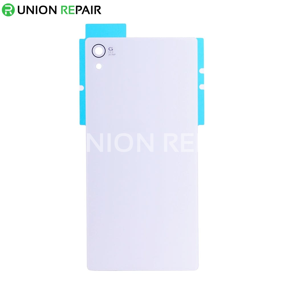 Replacement for Sony Xperia Z4/Z3 Plus Battery Door - White