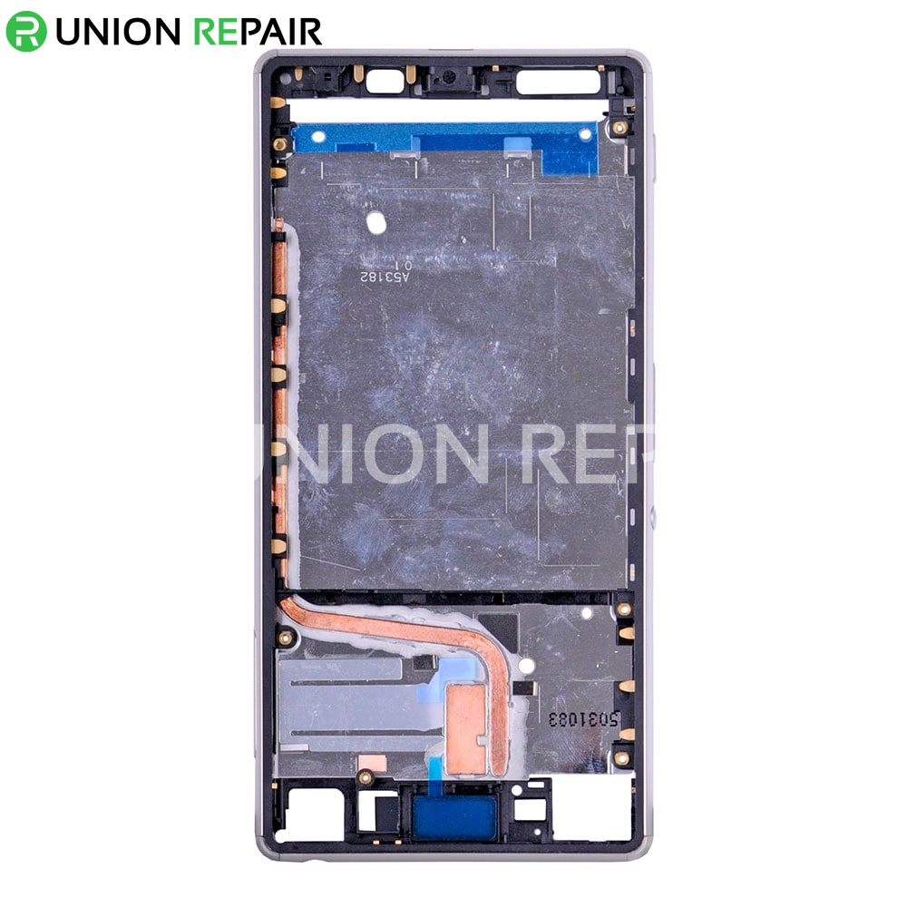 Replacement for Sony Xperia Z4/Z3 Plus Middle Frame Front Housing - White