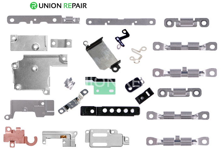 iphone 6 plus parts replacement for iphone 6s plus small parts 24pcs set 15032