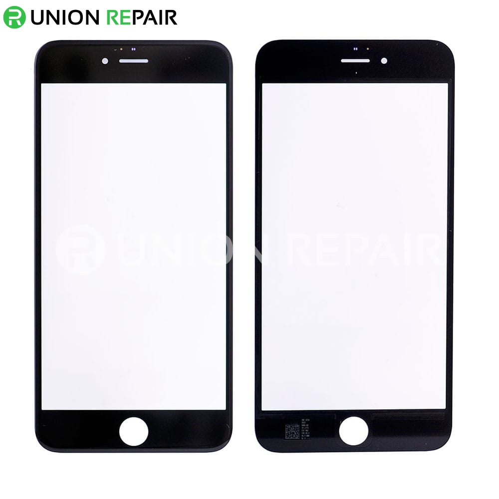 iphone 6 glass replacement replacement for iphone 6s plus front glass black 14977