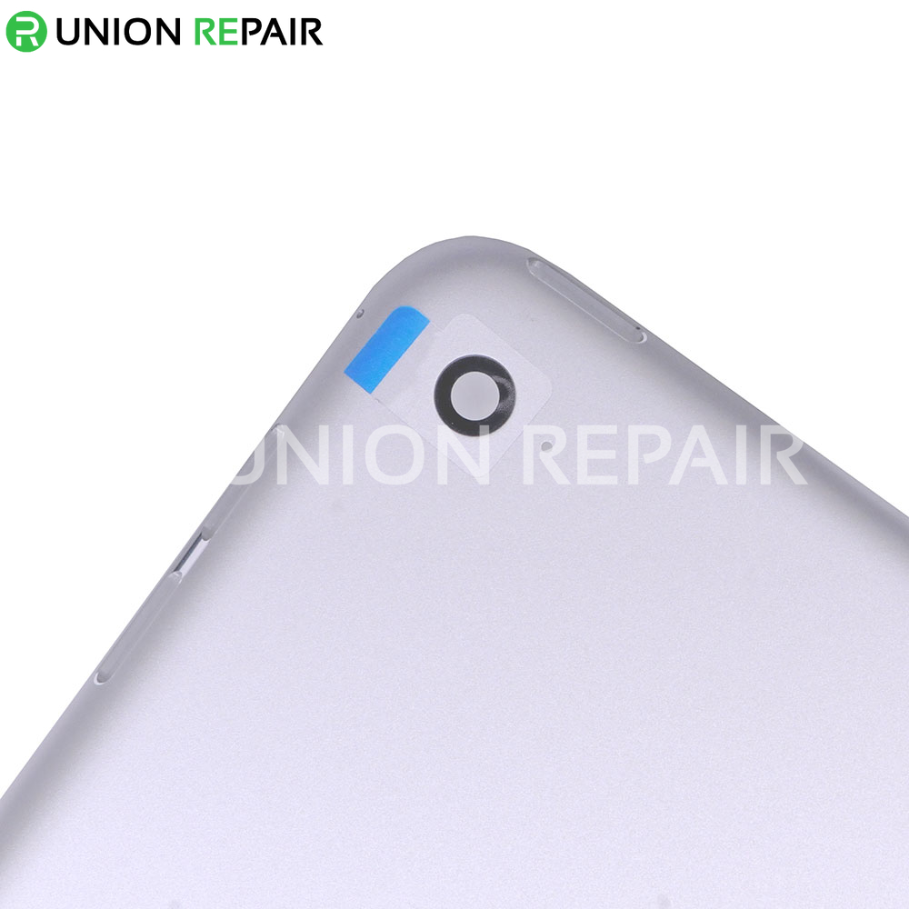 Replacement for iPad Mini 4 Silver Back Cover - WiFi Version