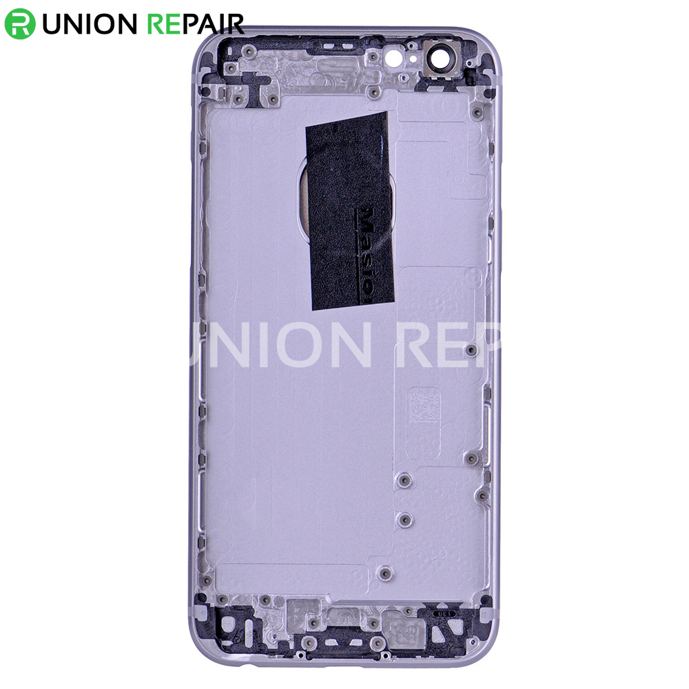 Replacement for iPhone 6S Back Cover - Gray