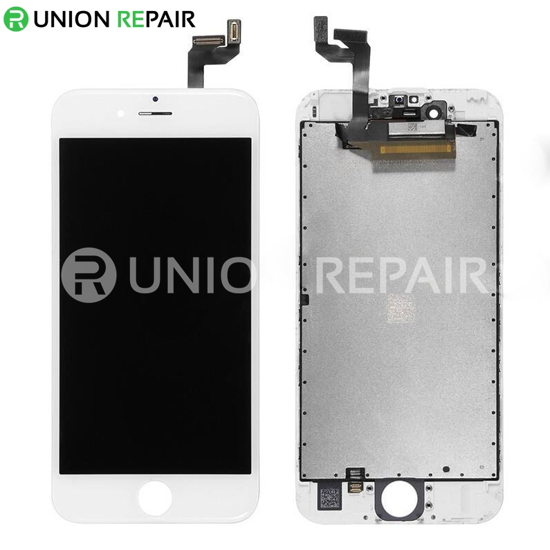 Replacement for iPhone 6S LCD Screen and Digitizer Assembly - White
