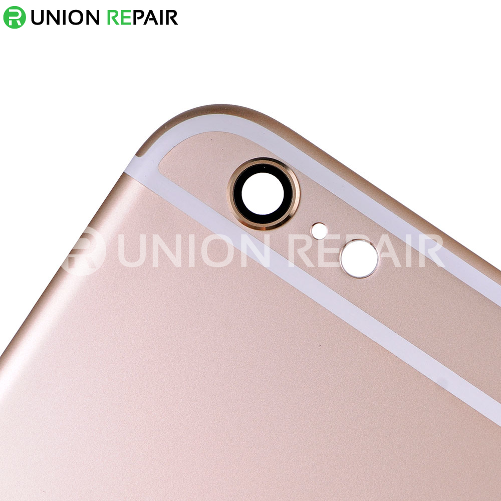 Replacement for iPhone 6S Plus Back Cover Gold