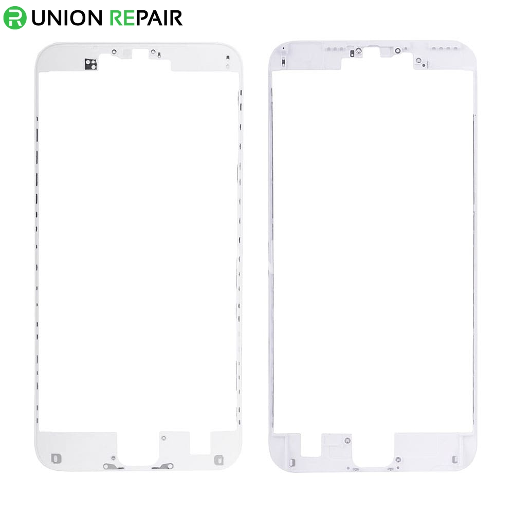 size 40 b9fd2 3d5ee Replacement for iPhone 6S Plus Front Supporting Frame - White