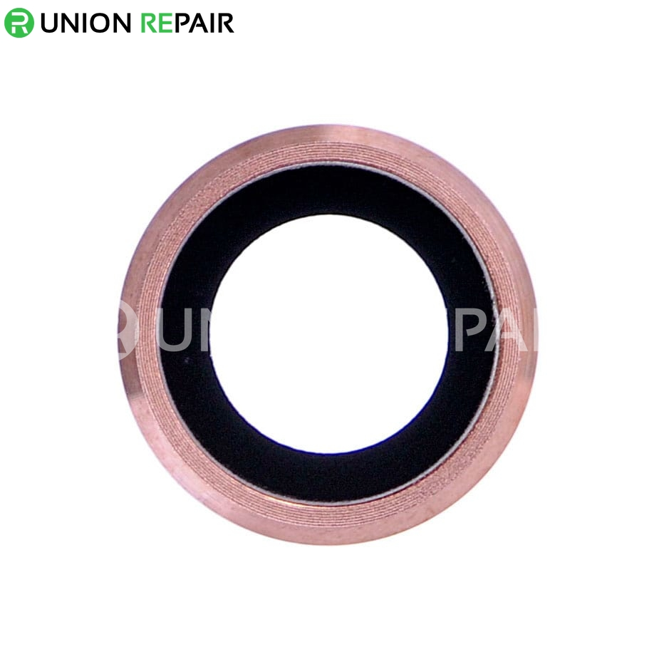 new style 5815b de332 Replacement for iPhone 6S Plus Rear Camera Holder with Lens - Rose