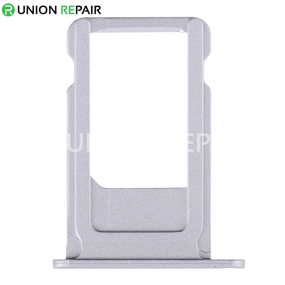 Replacement For Iphone 6s Plus Sim Card Tray Silver