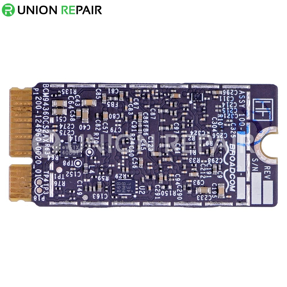Wifi Bluetooth Card For Macbook Air A1465 A1466 Late 2013mid 2014 Baterai A1495 2013 2014early 2015 Bcm94360cs2