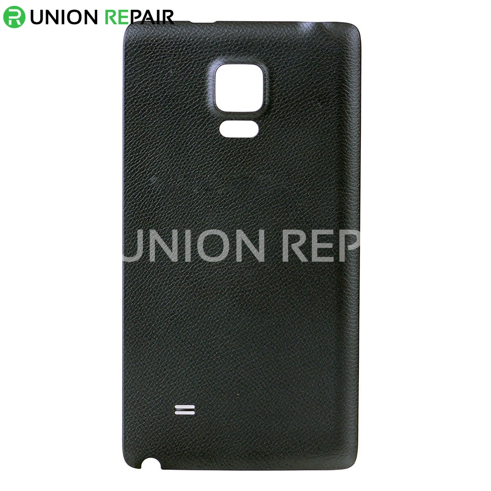 newest 17692 c56c9 Replacement for Samsung Galaxy Note Edge SM-N915 Back Cover - Black