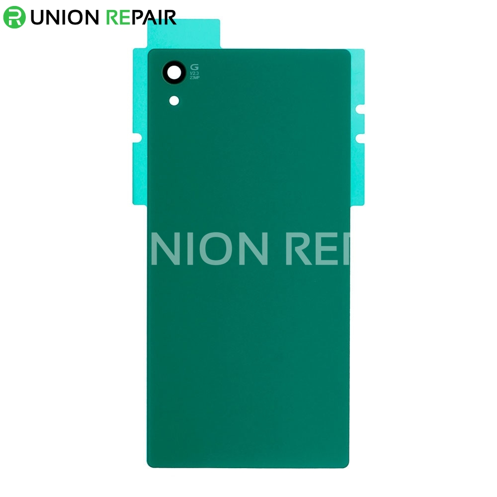 Replacement for Sony Xperia Z5 Battery Door - Green