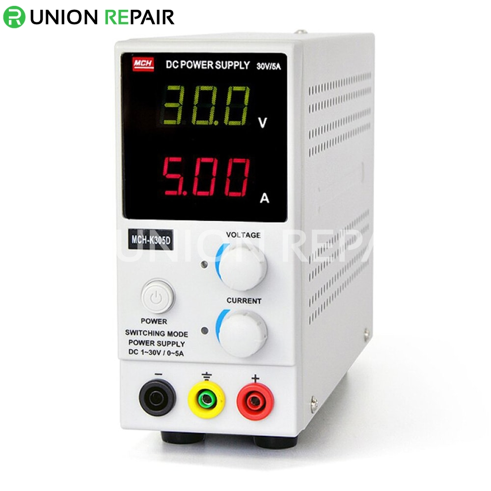 Switching Regulated Adjustable DC Power Supply MCH K305D