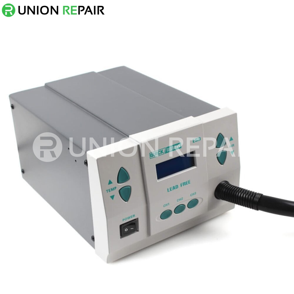 220V Hot Air Rework station QUICK 861DW