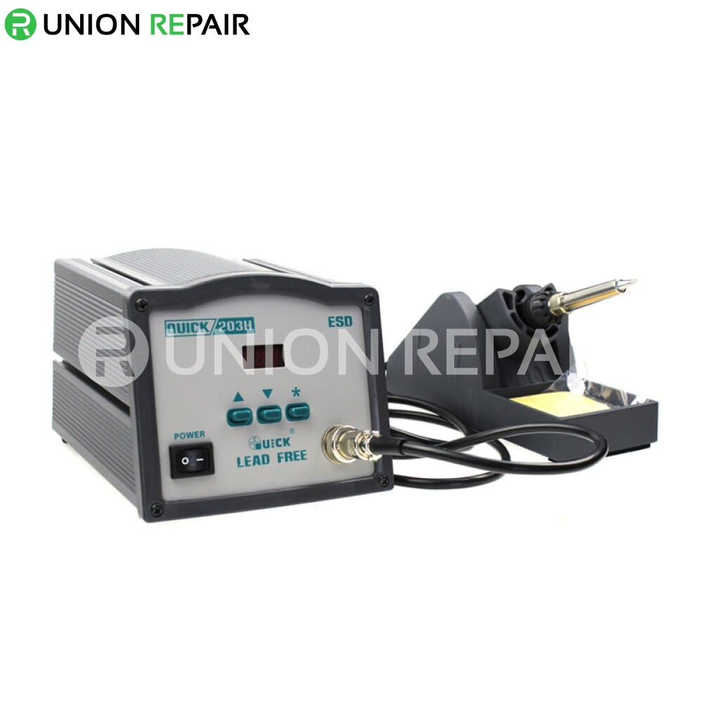 QUICK 203H 90W Intelligent Lead-free High-frequency Welding Station