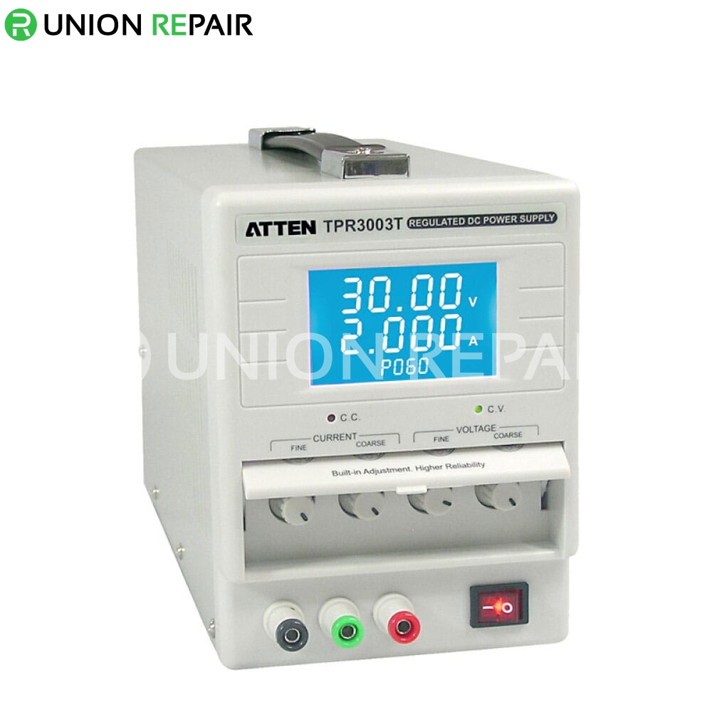 DC Power Supply #ATTEN TPR3003T