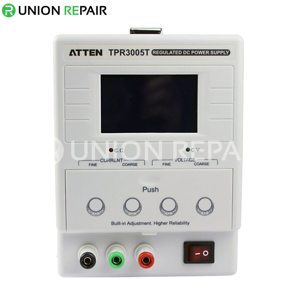 DC Power Supply 30V5A150W #ATTEN TPR3005T