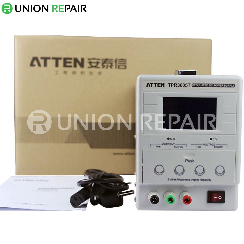 DC Power Supply 30V5A150W #ATTEN TPR3005T
