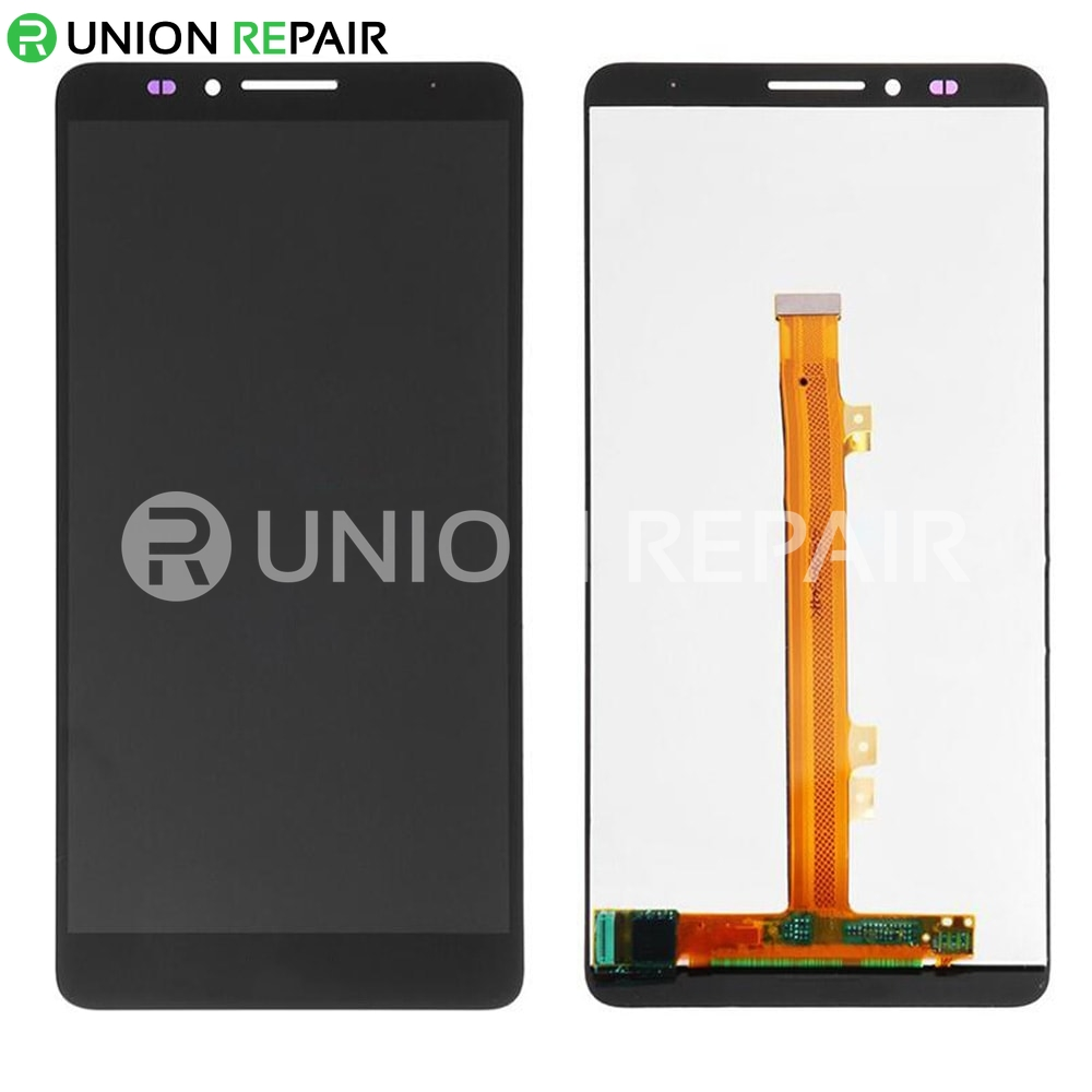 Replacement For Huawei Mate 7 LCD with Digitizer Assembly - Black