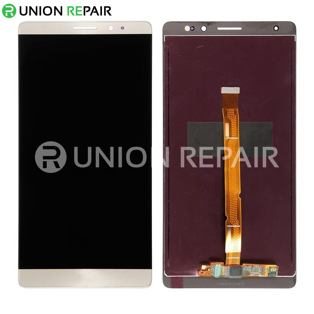 Replacement For Huawei Mate 8 LCD with Digitizer Assembly - Gold