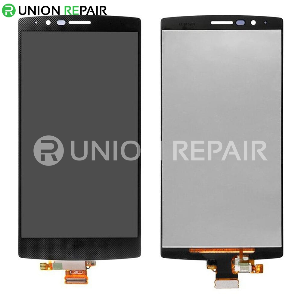 Grey with Glue Card Verizon Logo LCD /& Digitizer Assembly for LG G4