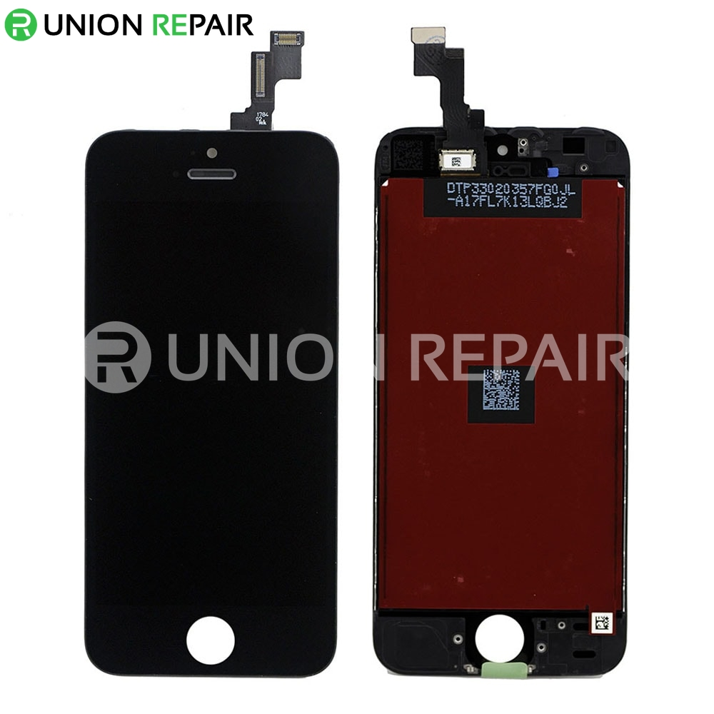 Replacement for iPhone SE LCD with Digitizer Assembly - Black