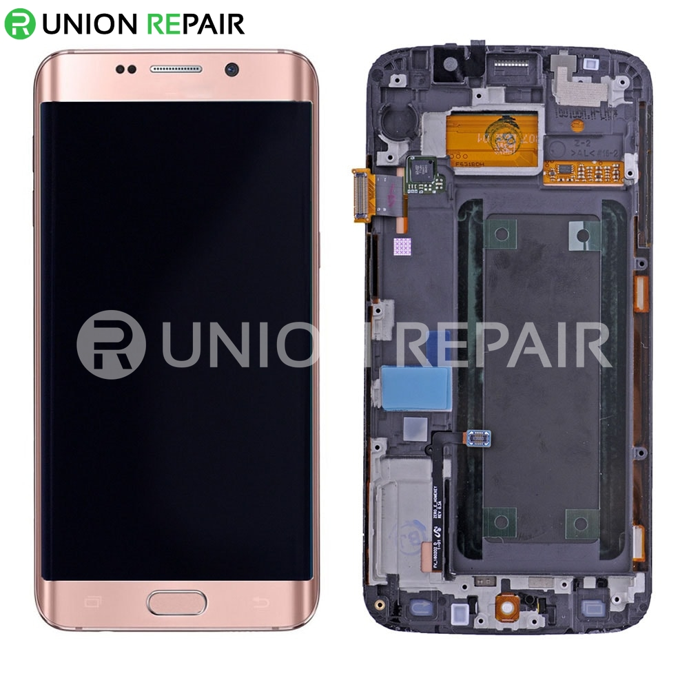 Replacement for Samsung Galaxy S6 Edge SM-G925A LCD
