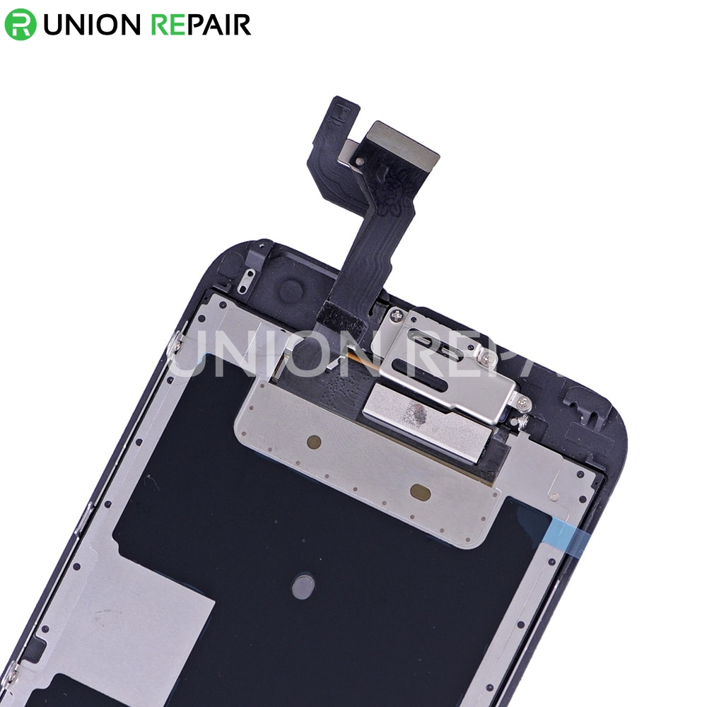 Replacement for iPhone 6S LCD Screen Full Assembly without Home Button - Black
