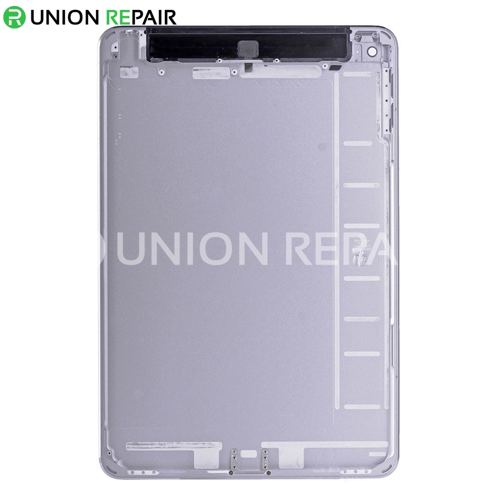 Replacement for iPad Mini 4 Gray Back Cover - 4G Version
