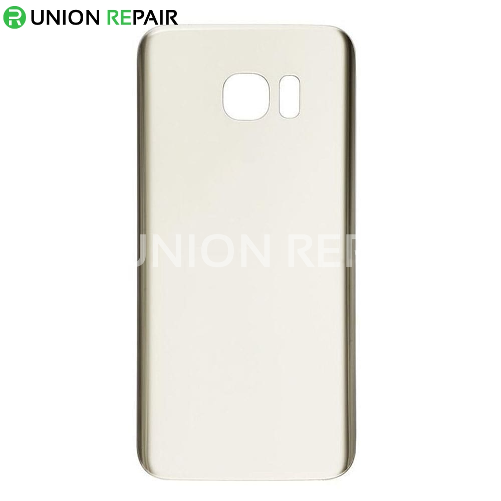 the latest 3b49a 2c682 Replacement for Samsung Galaxy S7 Edge SM-G935 Back Cover - Gold