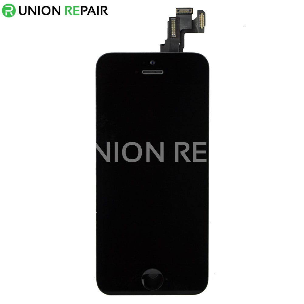 Replacement for iPhone 5C LCD Screen Full Assembly Black