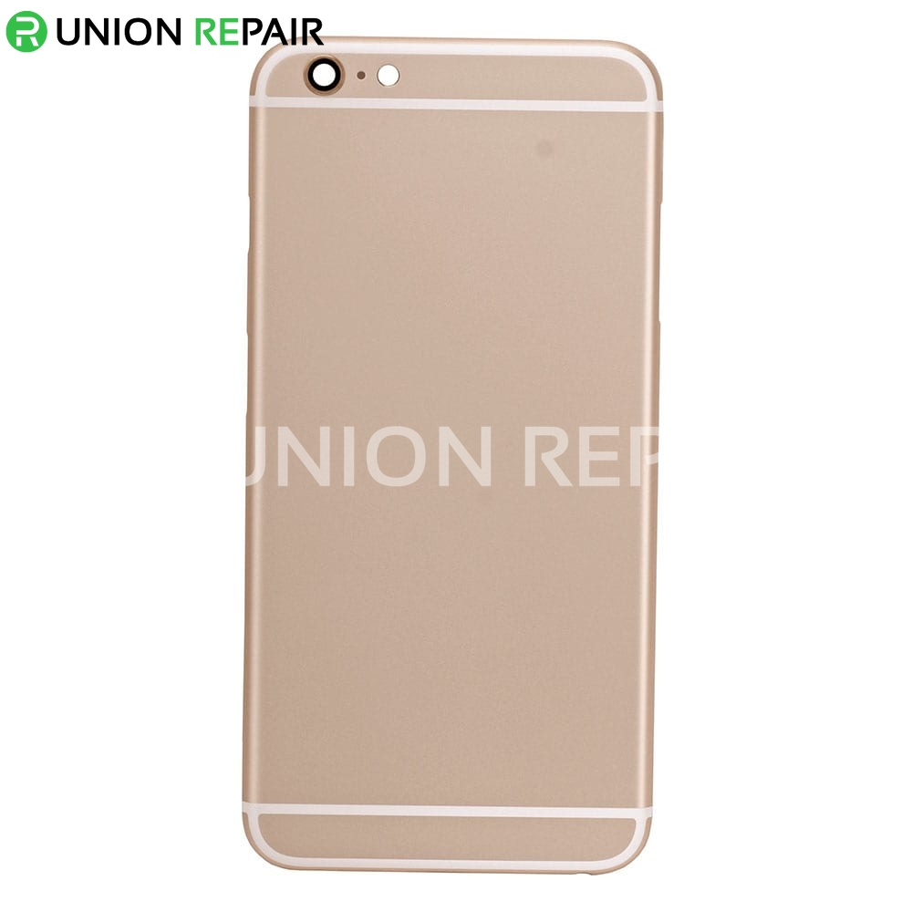Replacement for iPhone 6 Plus Back Cover Gold