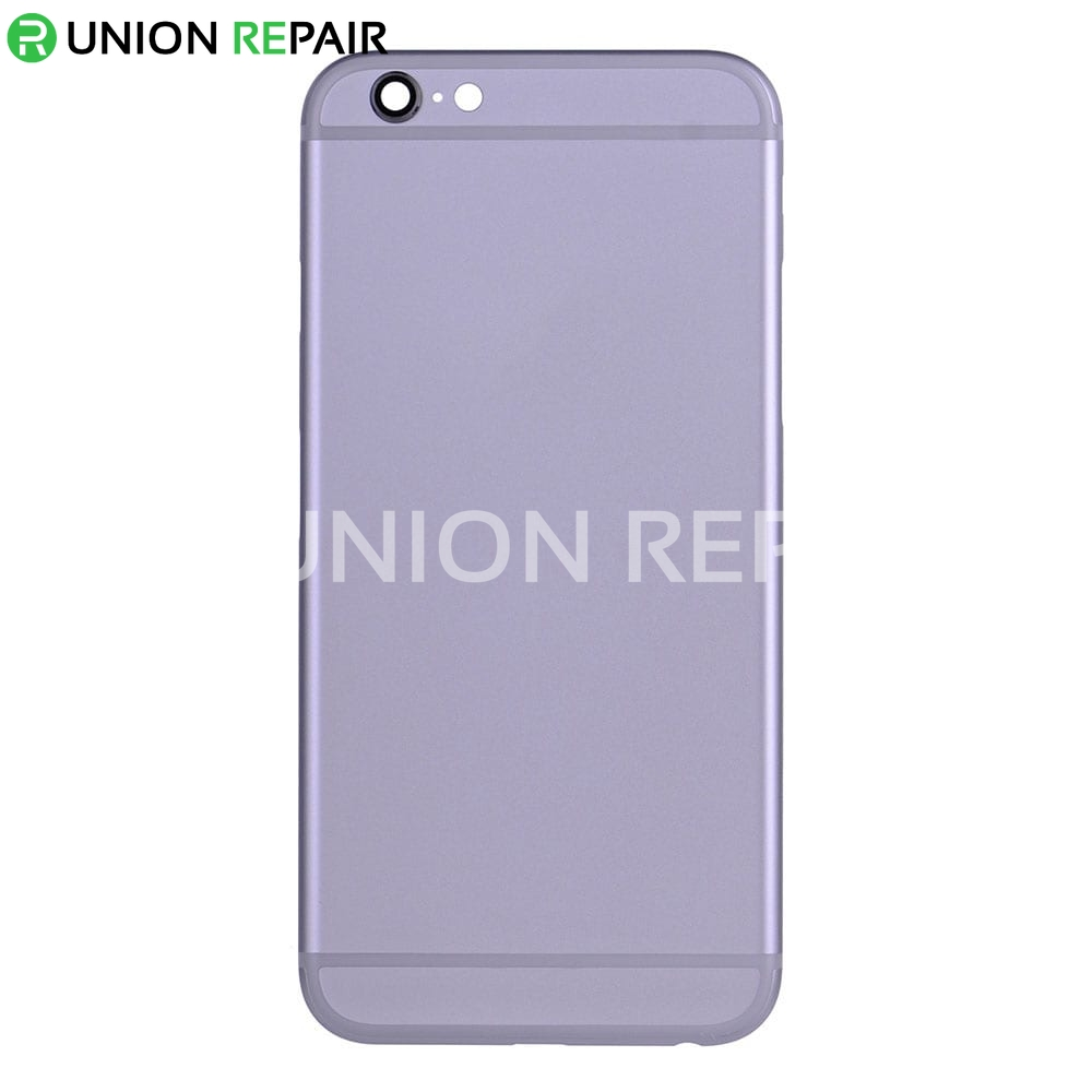 Replacement for iPhone 6S Plus Back Cover Gray