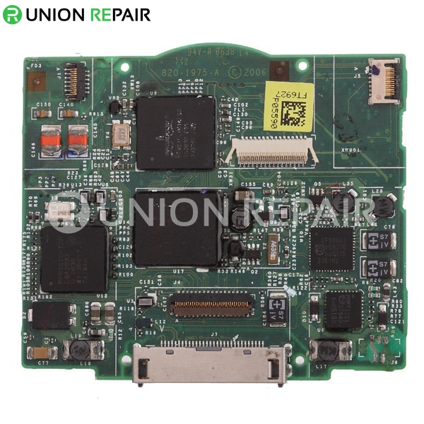 replacement for ipod video 5th gen logic board 820 1763 a rh unionrepair com iPad 3 Connector iPad 3 Connector
