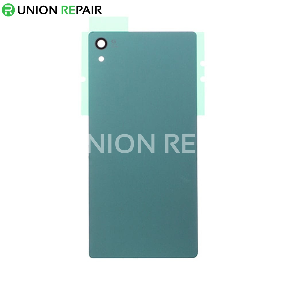 Replacement for Sony Xperia Z4/Z3 Plus Battery Door - Green