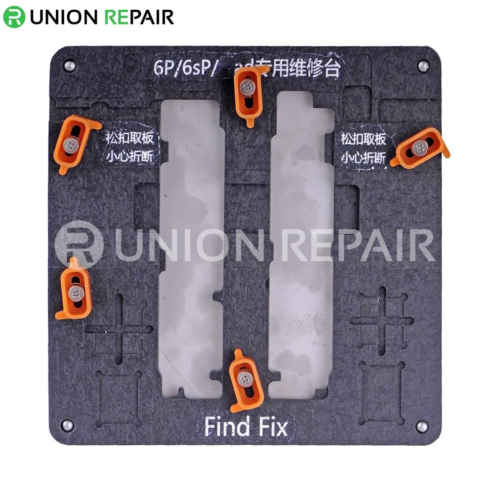 PCB Repair Clamp for iPhone 6 Plus/6S Plus iPad #FindFix