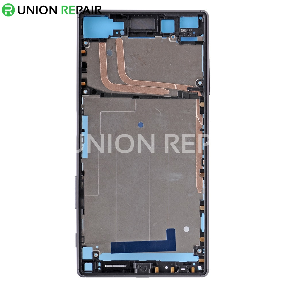 Replacement for Sony Xperia Z5 Middle Frame Front Housing - Black