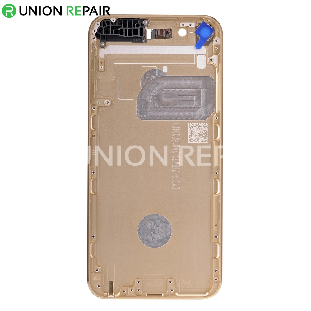 Replacement for iPod Touch 6th Gen Back Cover - Gold